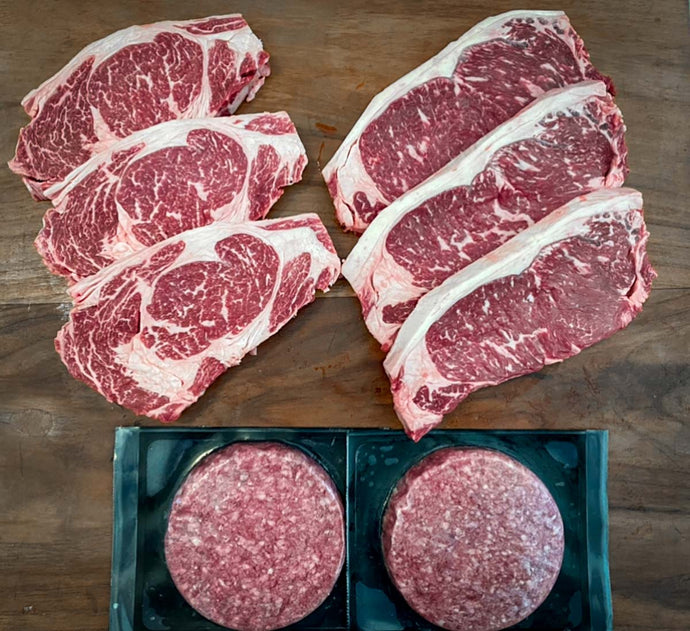 USDA Prime Meat Box (Sold Out)