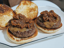 Load image into Gallery viewer, 100% Pure Angus Beef Patties (180g)