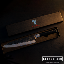 Load image into Gallery viewer, Kuro 'Getsuga' Chef Knife