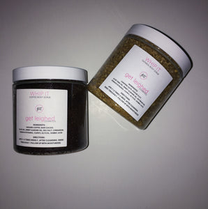 """Whip It"" Body Scrub Duo"