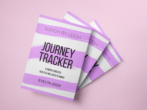 Sleigh By Leigh Journey Tracker (Paperback)