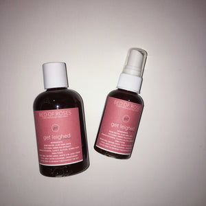 """Bed Of Roses"" Toner Water"
