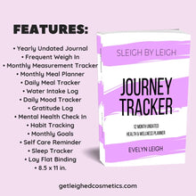 Load image into Gallery viewer, Sleigh By Leigh Journey Tracker (Paperback)