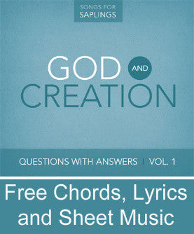 Questions with Answers Vol. 1: God and Creation - Free Resources