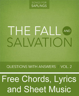 Questions with Answers Vol. 2: The Fall and Salvation - Free Resources