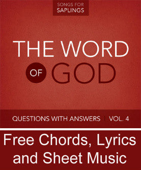 Questions with Answers Vol. 4: The Word of God - Free Resources