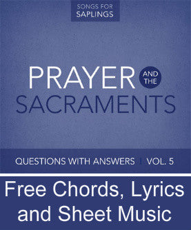 Questions with Answers Vol. 5: Prayer and the Sacraments - Free Resources
