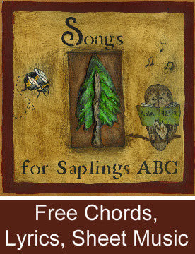 Songs for Saplings: ABC - Free Resources