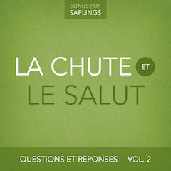 French - Questions et Réponses Vol. 2- la Chute et le Salut (Digital Music Download)