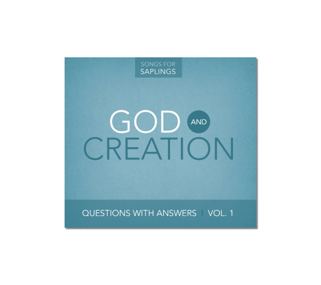 Questions with Answers Vol. 1: God and Creation (CD Format)