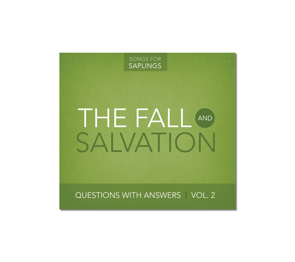 Questions with Answers Vol. 2: The Fall and Salvation (CD Format)