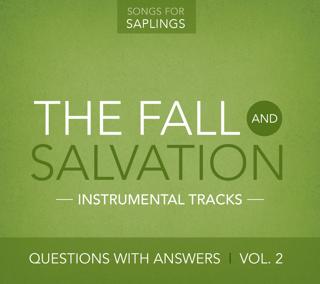 INSTRUMENTAL TRACKS: Questions with Answers Vol. 2: The Fall and Salvation (Digital Music Download)