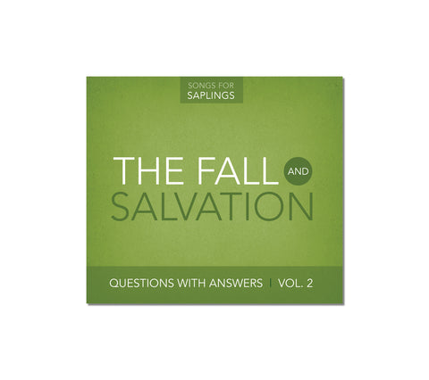Questions with Answers Vol. 2: The Fall and Salvation (Digital Music Download)