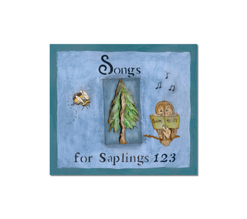 Songs for Saplings: 123 (CD Format)