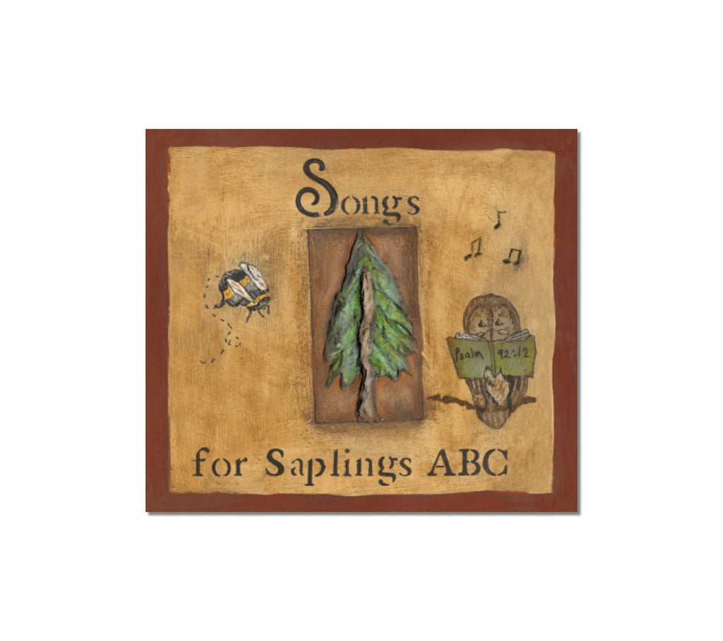 Songs for Saplings: ABC (CD Format)