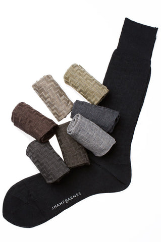 """Sock Bundle"" 5 Pair Solid Mix"