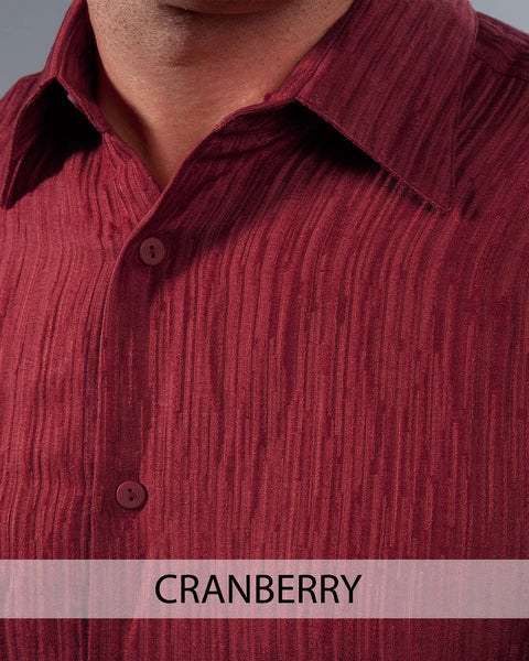 Pucked Up - Cranberry / Small