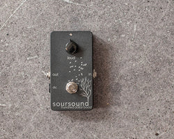 Soursound Hundred Dollar Boost Pedal | Limited run 2009
