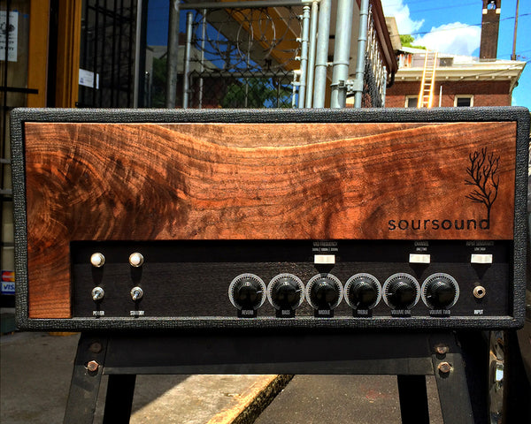 150W Guitar | 10 unit run 2014