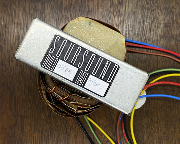 "Soursound ""TDR"" Output Transformer"