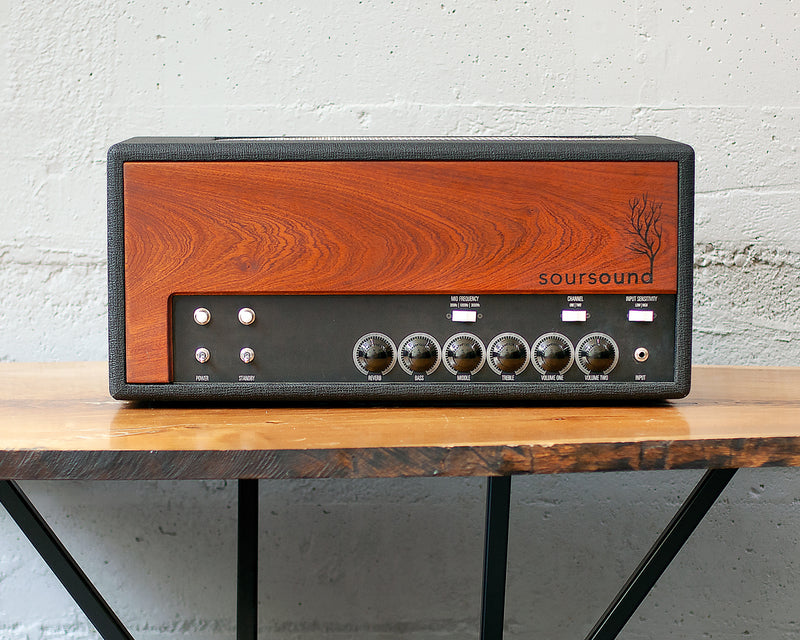 55 / 75 watt guitar head | Limited run 2012