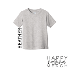 Load image into Gallery viewer, Bee kind / Infant or Toddler Tee - Happy momma merch