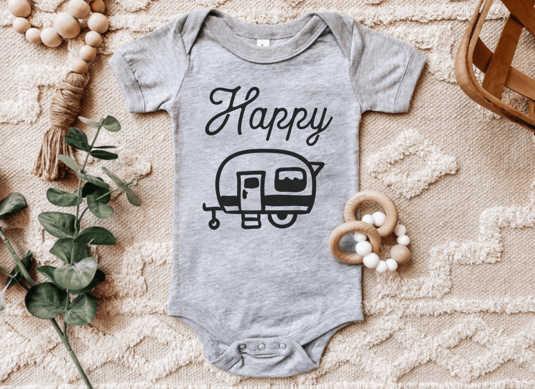Happy Camper / Infant - Happy momma merch