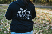 Load image into Gallery viewer, Motherhood Doing It All / Zip up hoodie - Happy momma merch