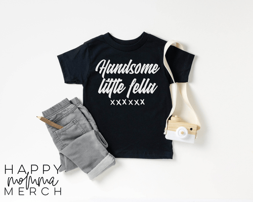 Handsome little fella / Infant or Toddler - Happy momma merch
