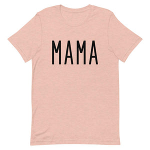 MAMA / T-shirt - Happy momma merch