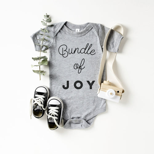 Bundle of joy / Infant bodysuit - Happy momma merch