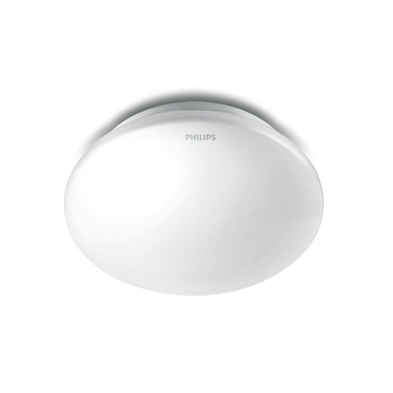 33369 Moire 65K LED CEILING10W white