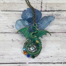 Load image into Gallery viewer, Elemental Lord Dragon Pendant