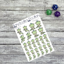 Load image into Gallery viewer, Dragon Planner Stickers