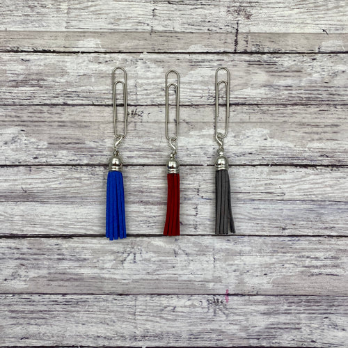 Tassel Charm Paperclips