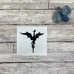 Dragon Vinyl Sticker