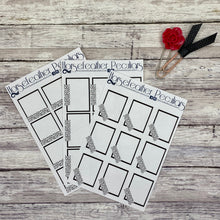 Load image into Gallery viewer, Washi Box Planner Stickers