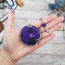 Load image into Gallery viewer, Wicked Witch Pendant