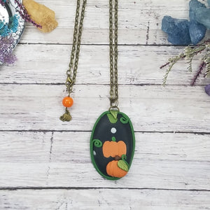 Pumpkin Patch Pendant