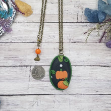 Load image into Gallery viewer, Pumpkin Patch Pendant