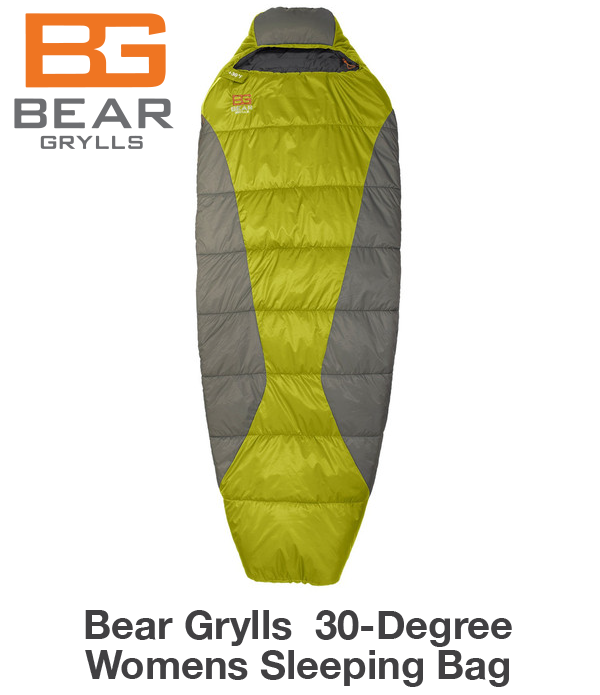 Bear Grylls Native Series 30-Degree Men's Sleeping Bag Review