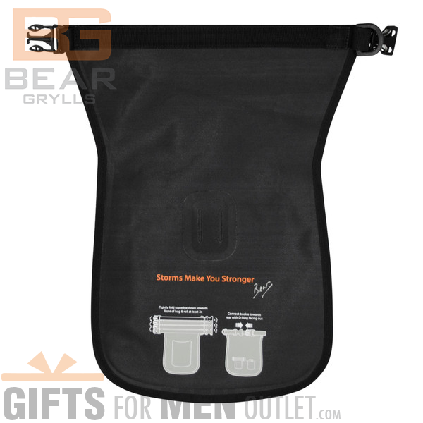 The Bear Grylls Pro-Tech Electronic Dry Bag: A Review