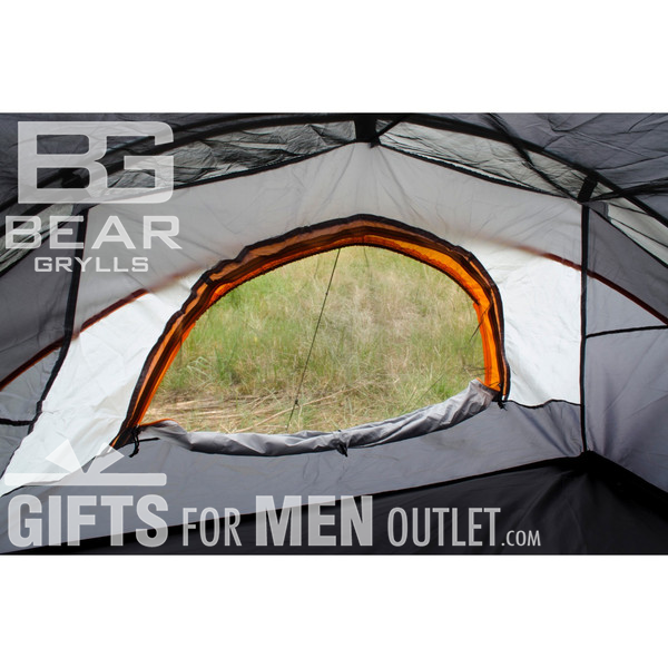Donu0027t Forget Your Bear Grylls Tent!  sc 1 st  GiftsForMenOutlet.com! & Headed Into the Wild? Donu0027t Forget Your Bear Grylls Tent! | Gifts ...