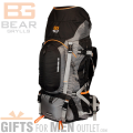 Bear Grylls Camping Backpacks: Commando 60L Multi-Day Pack Review