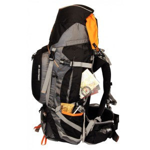 Bear Grylls Camping Backpacks: The Commando 60 Multi-Day Pack Review