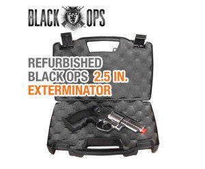 Black Ops Airsoft Gun Comes Refurbished for Affordable Shooting Fun