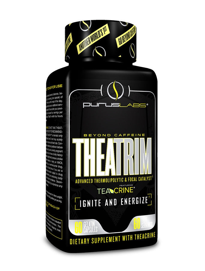 THEATRIM - The Feel Good Fat Burner