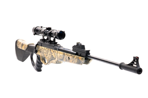 Bear River TPR 1200 Air Rifle (Camo)