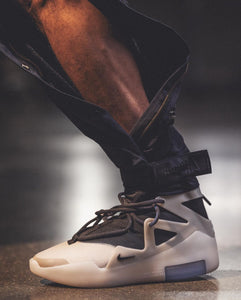 "Jerry Lorenzo's Campaign for Nike Air Fear Of God 1 ""The Question"""
