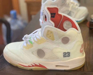 Jordan 5 x Off-White Part 2?